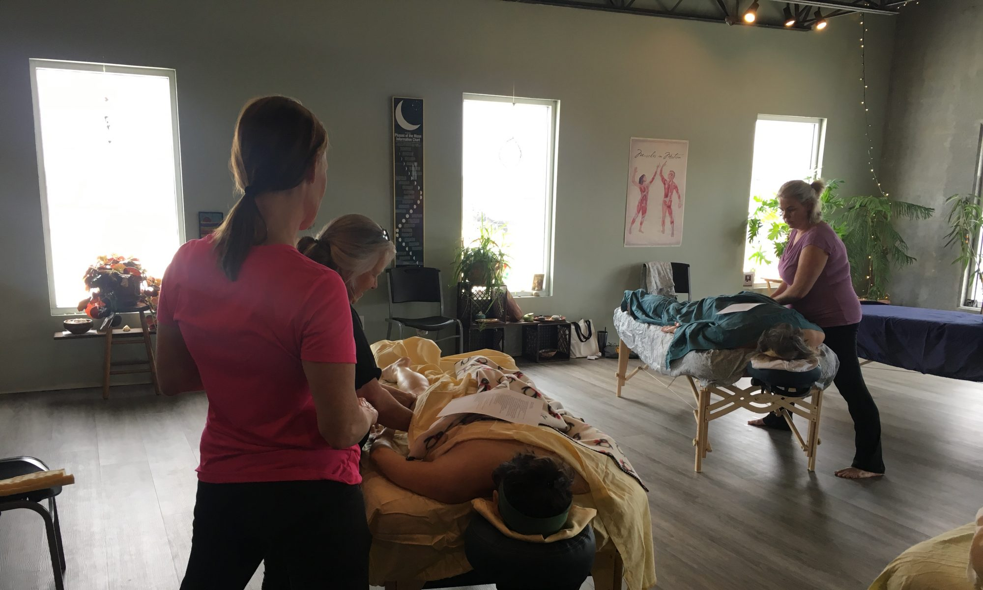 Dancing Prairie Massage Therapy